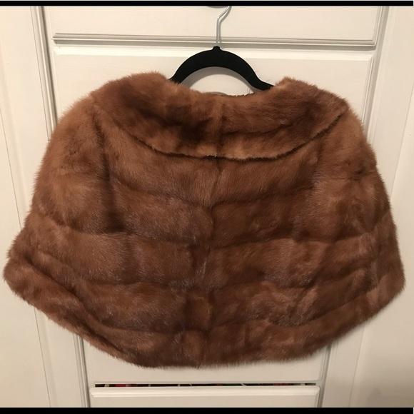 Canadian Fur Company Accessories - Authentic Fur Caplet